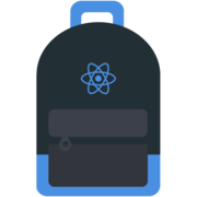 React.js Program logo